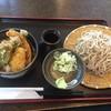 あずまや - 料理写真:野菜天丼セット