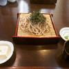 手づくりの郷 天下野 - 料理写真:ざるそば  ¥800-