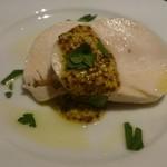 SAKEビストロNa-Na - 前菜の鶏ハム