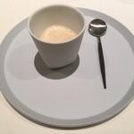 75425274 - カボチャと紅茶のスープ
