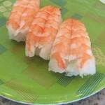魚磯 - 料理写真:えび108円