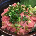りしり - ネギトロ丼