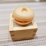SUGALABO - 料理写真:スガ最中
