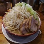 75434621 - らーめん(野菜まし)