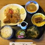 酒田 - 料理写真:牛カツ御膳 1,300円