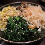 焼肉トラジ - ナムル