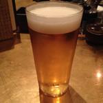 松 - 生ビール