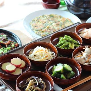 神戸の玄関口にある韓国料理店で本場の味を楽しんで◎