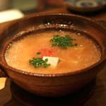 高太郎 - 明太子湯豆腐