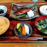 臥薪 - 魚ランチ①