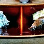 臥薪 - ランチ④前菜