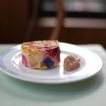 ローリエ - 根菜のモザイク