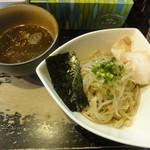 きじ亭 - 和風つけ麺(魚介味)