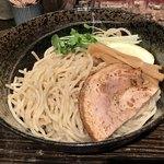 75443660 - 鶏醤油つけ麺 大盛り300g 850円(税込)