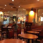 カフェ・ベローチェ - 店内 喫煙室