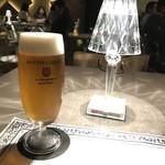 PLUS CASA LOUNGE  - お疲れ様の生ビール(^○^)