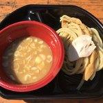 特級鶏蕎麦 龍介 - 「つけそば」500円(大つけ麺博 大感謝祭)
