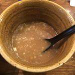 75446940 - スープ割り