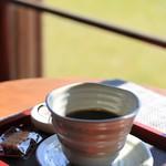 カフェ清閑亭 - 珈琲を