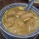 南粤美食 - 香港海老雲吞(6個)