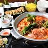 中国厨房 YUAN - 料理写真:担々豚バラ胡麻鍋コース