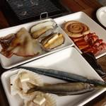 黒潮市場 海床 - お好きな食材を選んで…