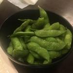 田舎三昧 とんぼ - 茶豆
