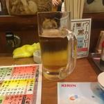 八起 - 生ビール