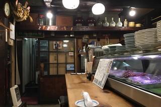 魚のうまい店 ひろちゃん - 店内