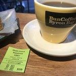 バン コーヒー バイロン ベイ -