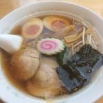 たちばな家 - 料理写真:味付け玉子らーめん(780円)