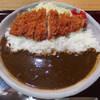 Tonkatsukurogane - 料理写真:かつカレー(1200円)
