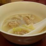 餃子の司 - スープ餃子 ¥420