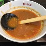 純情屋 - 最後の〆は、スープ割りで