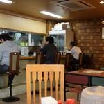 餃子の王将 - 店内の雰囲気