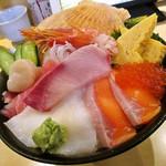 ふじ丸 - 海鮮丼