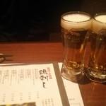 75458143 - 乾杯のビール