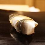 日本橋蛎殻町 すぎた - 料理写真:新子(2017/7)
