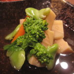 SAIRAKU - 若筍の炊き合わせ