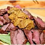 肉小屋 - 肉とウニ!