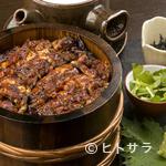 杜若 - 【※要予約】三度味の変化を楽しめる『ひつまぶし』はランチ限定