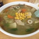 広東 - 広東麺