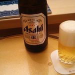 75462129 - 中瓶ビール 2017年10月