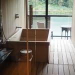 リバーリトリート 雅樂倶 - 部屋の風呂