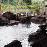 Ribaritoritogaraku - 大浴場の露天風呂