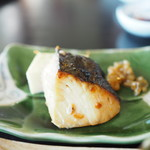 Ribaritoritogaraku - さわらの西京焼き