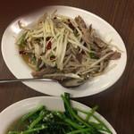 四川料理 昇龍 - 砂肝