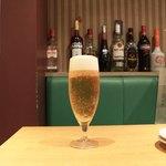 ターナ フォルノ - ☆生ビール 550円