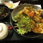 神邉 - 野菜天丼