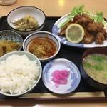 新潟 - 唐揚げ定食